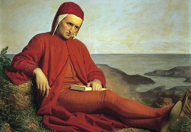 Автор бессмертного творения - Данте Алигьери