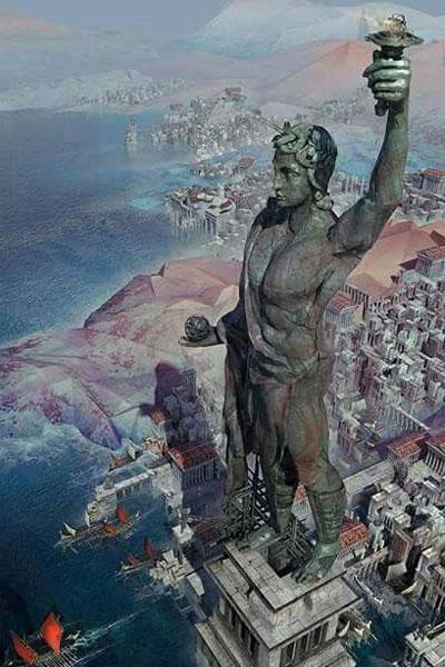 Завершение памятника