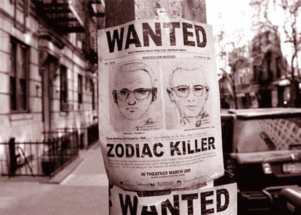 Зодиак - убийца: дело известного, серийного убийцы в Калифорнии на mifistoria.info
