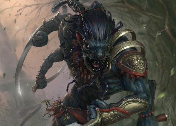 Ракшасы - демоны древней мифологии Индии. Отличие от Асуры на mifistoria.info