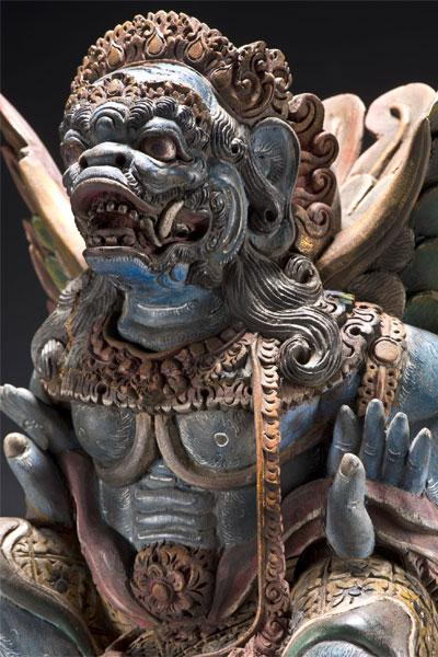 Скульптура Ракшаса
