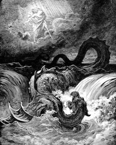 Библейский левиафан