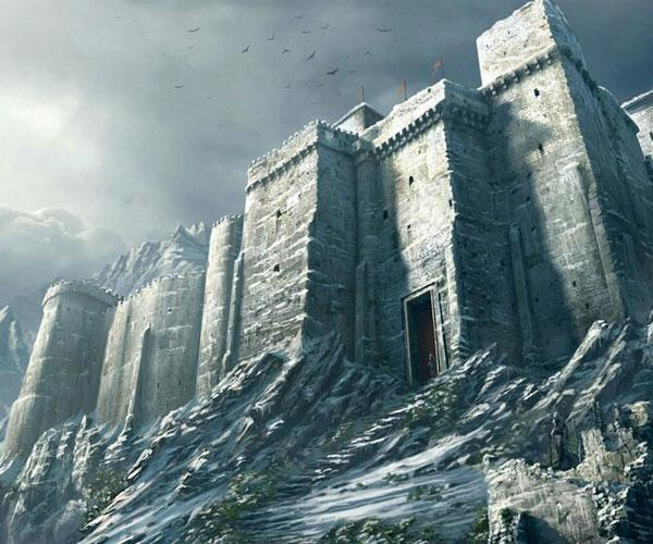 Крепость ассасинов на века опережала свое время