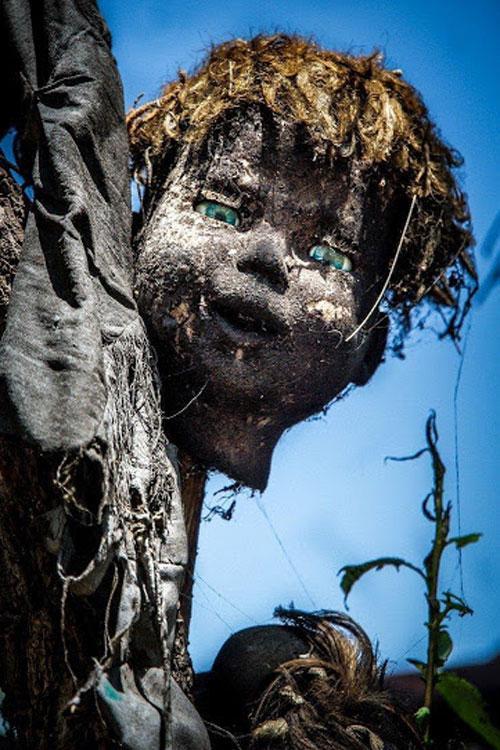 Остров кукол: фильм ужасов наяву