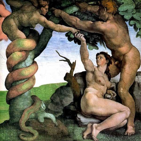 Эдем не был для Лилит настоящим раем