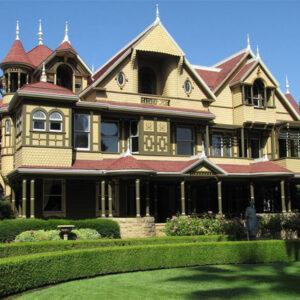Дом Винчестеров: призраки дома Винчестеров в Калифорнии на mifistoria.info