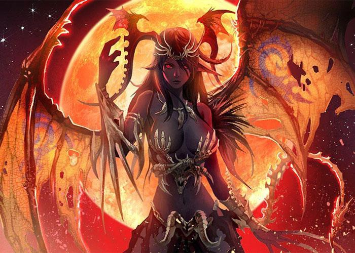 вызов Lilith