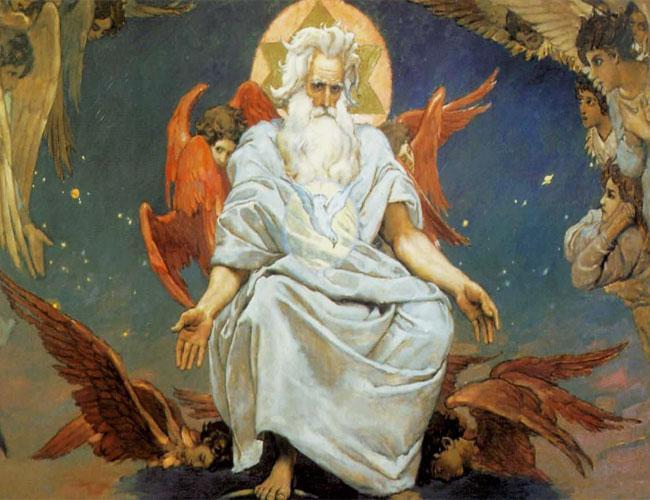 Бог - отец люцифера