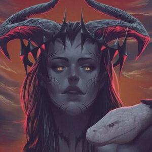 Богиня Лилит - история и картинки на mifistoria.info