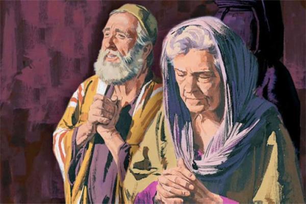 Захарий и Елисавета