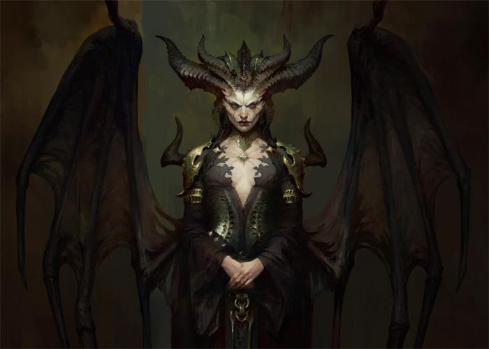 Лилит, первая женщина и жена короля преисподней