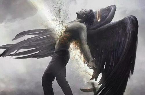 Кто такие нефилимы? Падшие ангелы, или существа иных миров на mifistoria.info