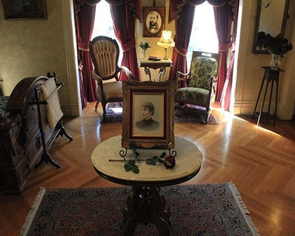 Дом Винчестеров: фото внутри