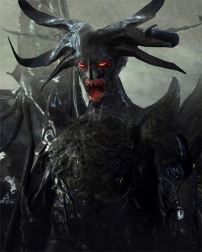 Король ада был свергнут с небес по причине своей гордыни