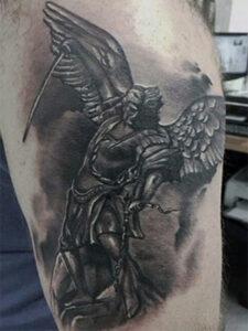 архангел татуировка