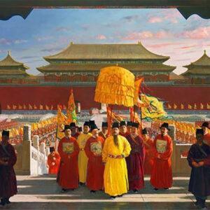 Династия Мин и ее императоры - история и картинки на mifistoria.info