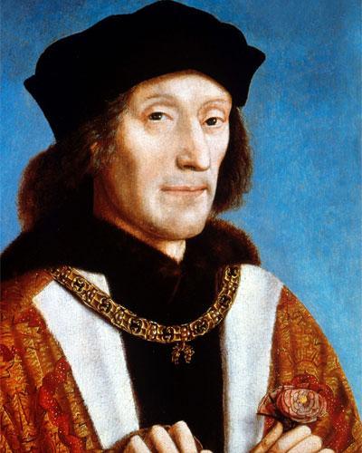 Король Генрих VII