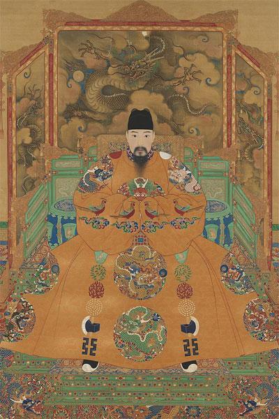 Сяо Цзун, император