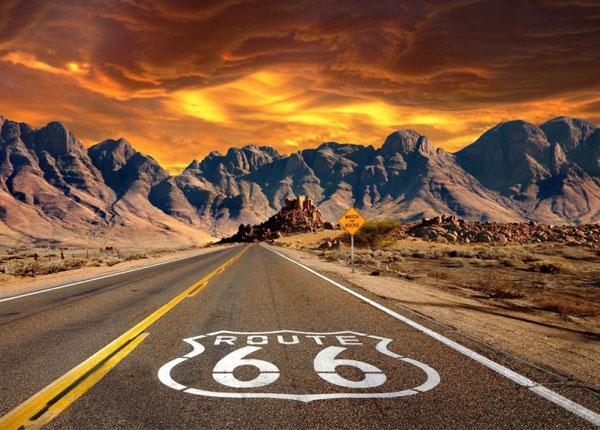 Роут 66 - история и фото на mifistoria.info