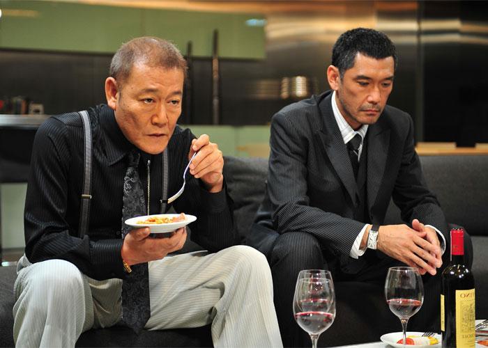 встреча с якудза