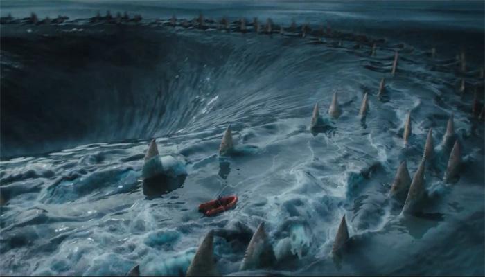 """Харибда из фильма """"Перси Джексон: Море чудовищ"""""""