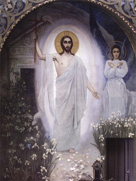 Картина «Воскресение» (Нестеров);