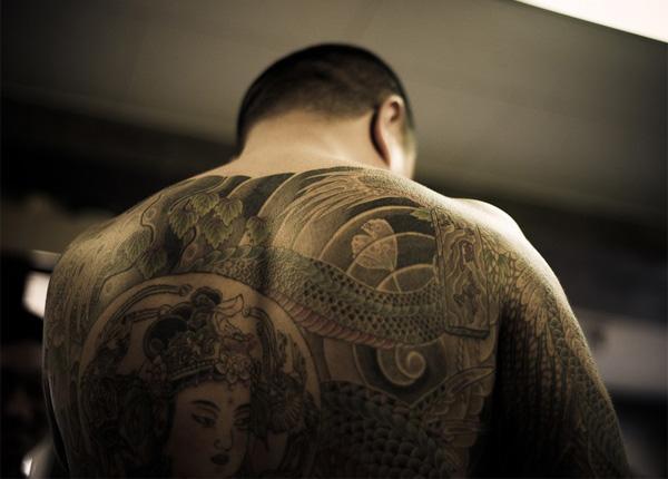 Якудза - японская мафия: история древнего кланав в наши дни на mifistoria.info