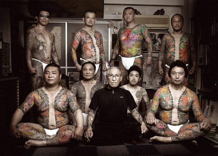 семья якудза