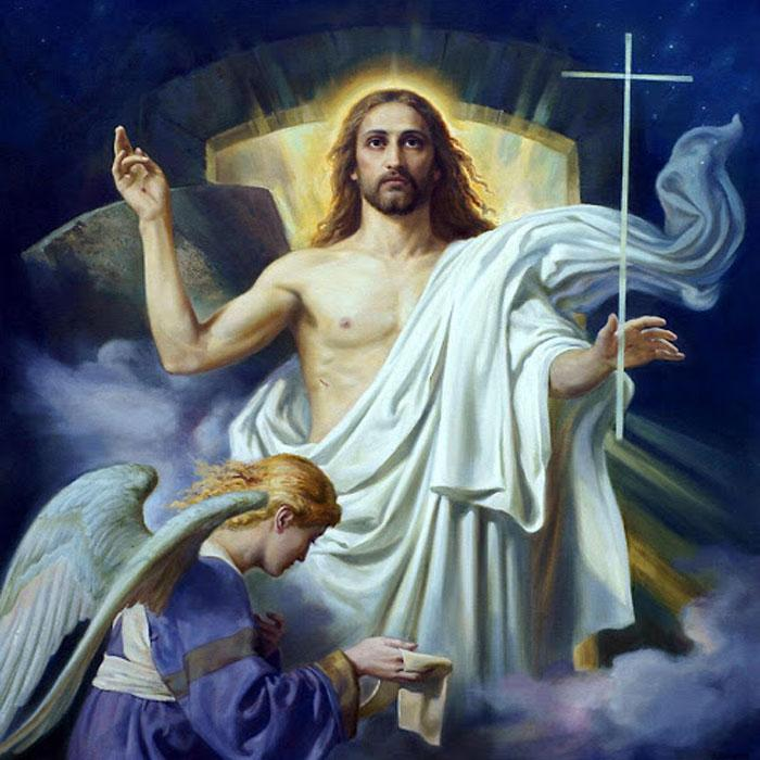 Светлые образы укрепляют веру и вселяют надежду на новую жизнь после смерти