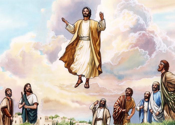 Иисус летит