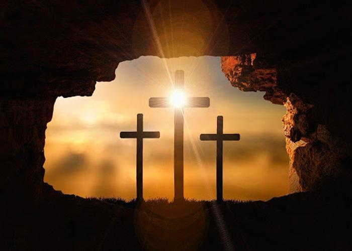 Скорбь и радость объединяются в момент воскрешения