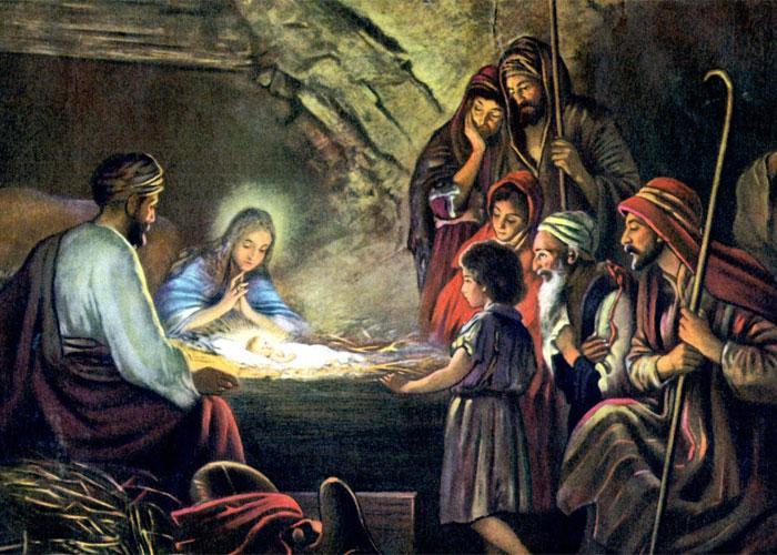 Рождение Христа