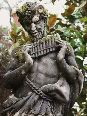 Скульптура Сатира