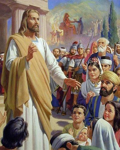 Христология - учение о жизни Иисуса