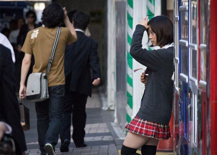 Проституция в Японии