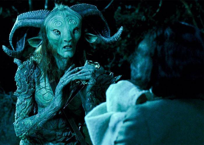 Кадр из фильма «Лабиринта Фавна»