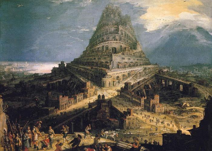 Библейские мотивы о греховности людей и божьем промысле