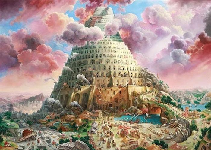 Вавилонское столпотворение