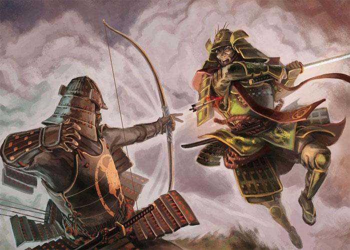 Стиль самурая