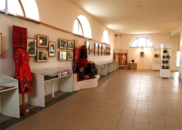 Музейные выставки № 1