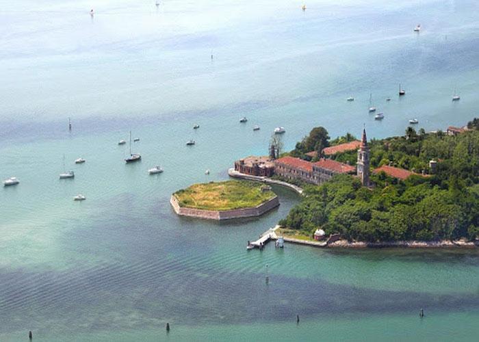 Красота острова Повелья