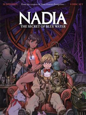 «Nadia: The Secret of Blue Water»