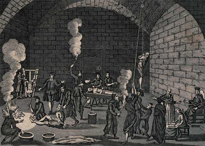 Конец инквизиции