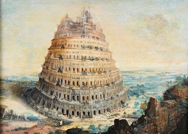 Вавилонская башня: легенда о Вавилонской башне. Кто и где возвёл?