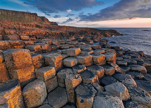 Дорога гигантов северная Ирландия: уникальное и загадочное место