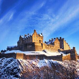 Эдинбургский замок в Шотландии: великое и таинственное место страны
