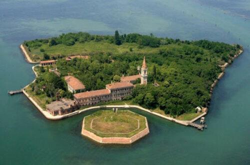 Остров Повелья Италия: загадочное и пугающее место Венеции