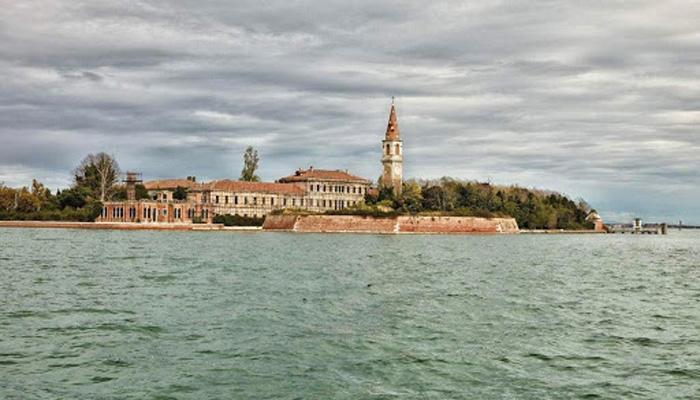 Пристанище древних венецианов, искавших кров