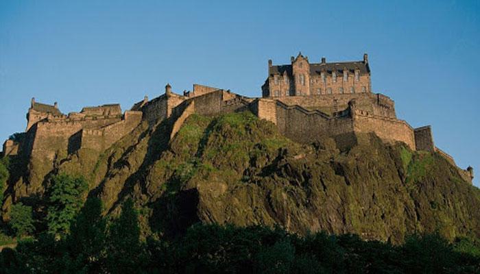 Невероятная архитектура неприступной крепости