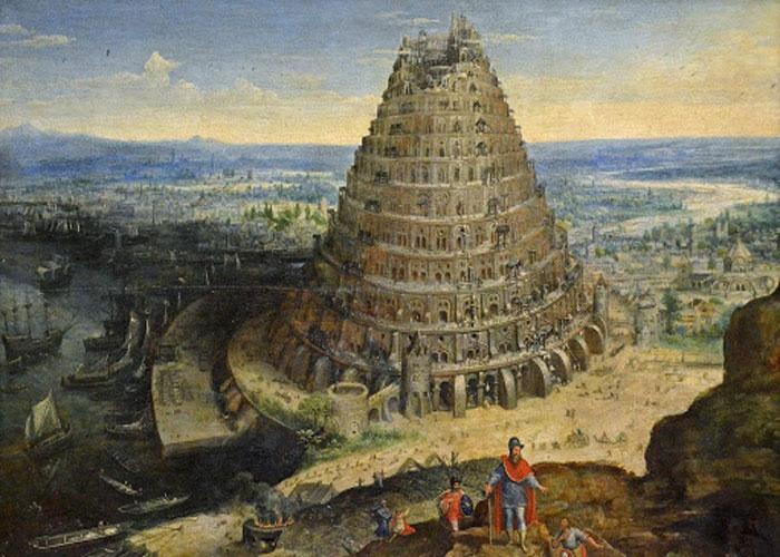 Архитектура самого известного в мире зиккурата